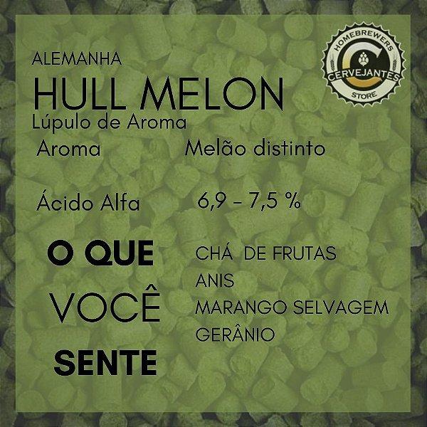 Lúpulo Hull Melon - 50g