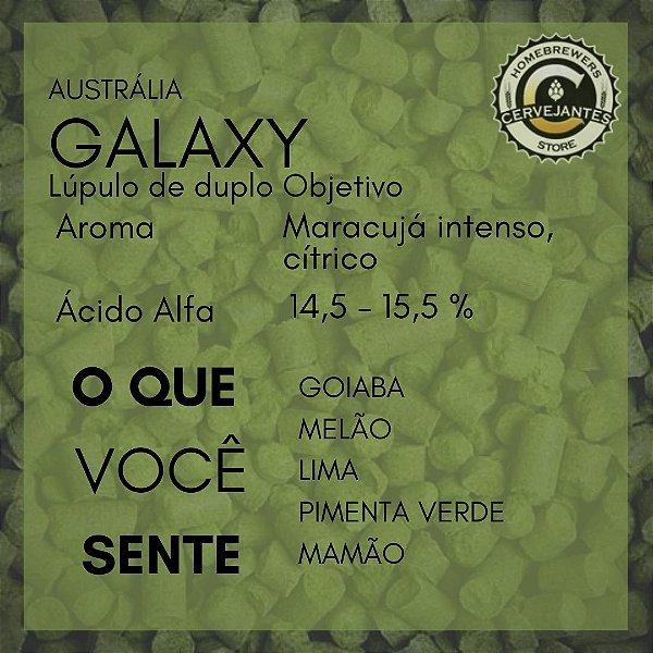 Lúpulo Galaxy - 50g
