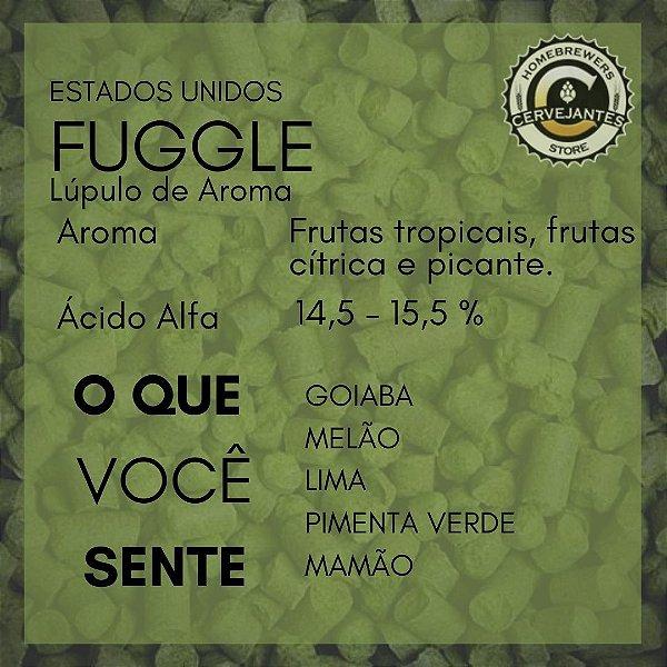 Lúpulo Fuggle - 50g