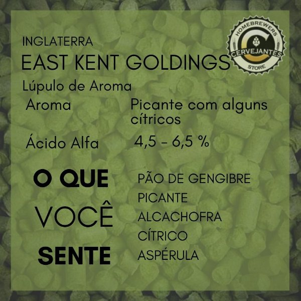 Lupulo East Kent Goldings - 50g