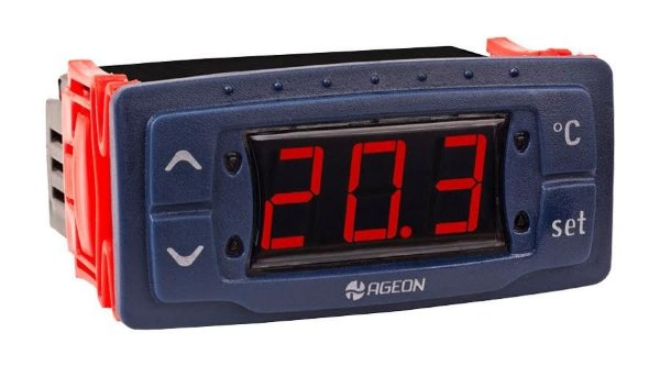 Controlador digital Ageon G101 WEB