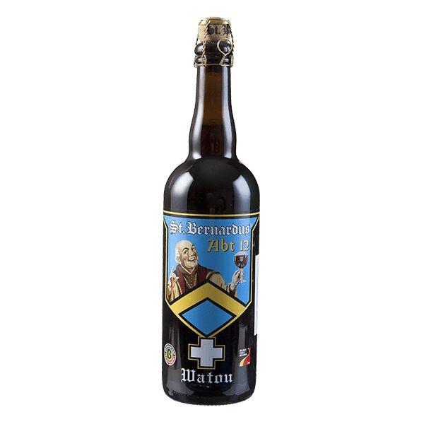 Cerveja St. Bernardus Abt 12 750ml