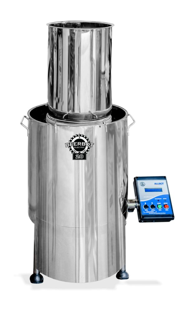 Panela Elétrica BeerBot 20 (Cozinha completa para cerveja artesanal)