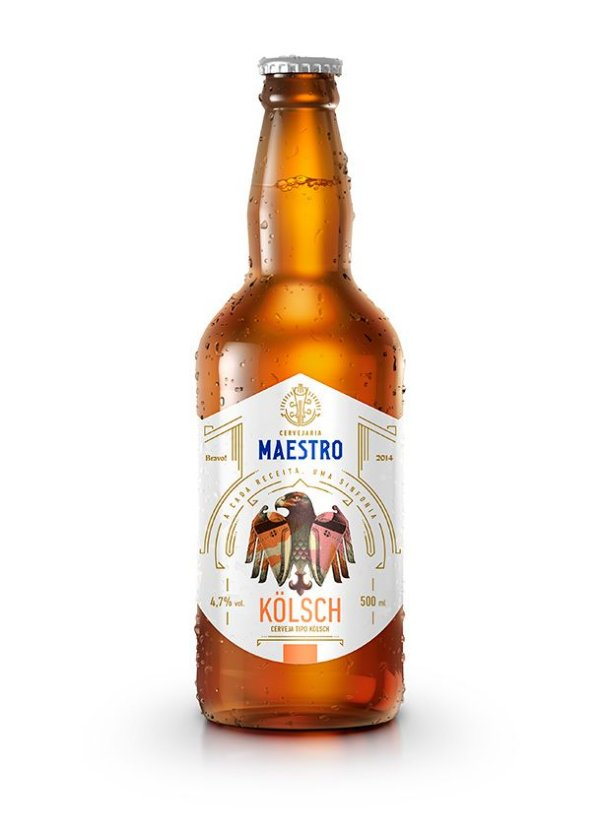 Cerveja Maestro Kolsch 500ml
