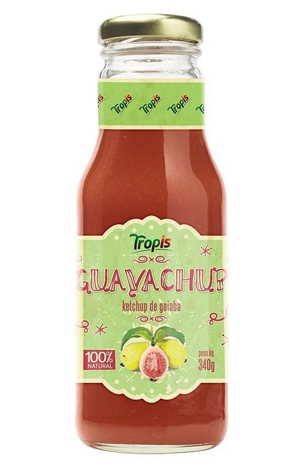 Guavachup - Ketchup de Goiaba 340g