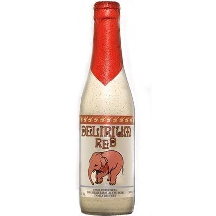 Cerveja Delirium Red 330ml