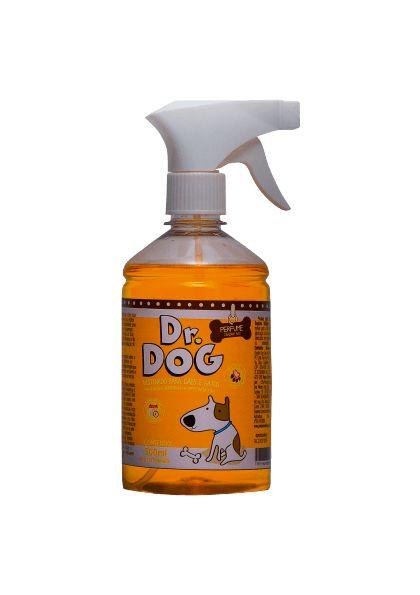 Perfume cães e gatos Carinho Bom Dr. Dog 500ml alta fixação ck one unissex
