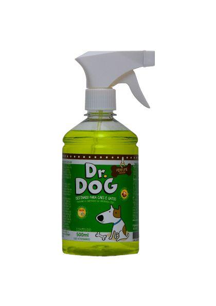 Perfume para cães e gatos Xodozinho Dr. Dog 500ml alta fixação