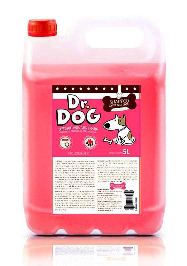 Kit Dr. Dog Premium Neutro Completo para Banho e tosa 5L