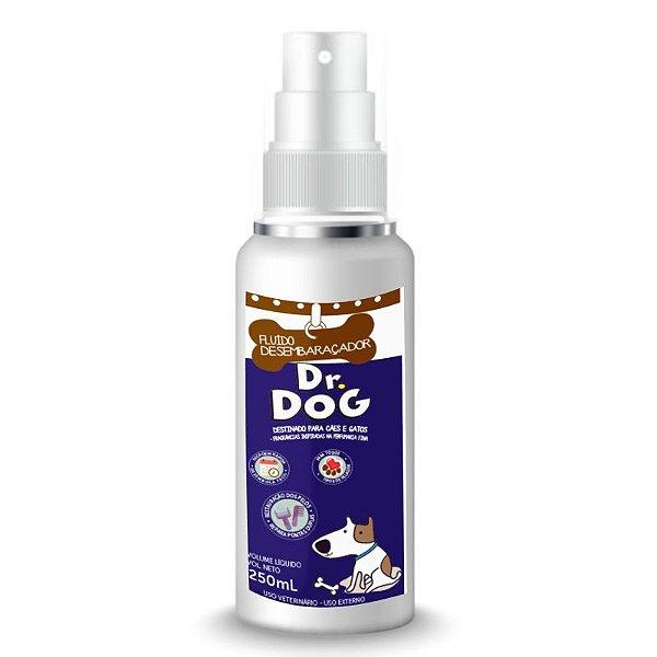 Fluido Desembaraçador Pet Dr. Dog 250ml - 5 Em 1