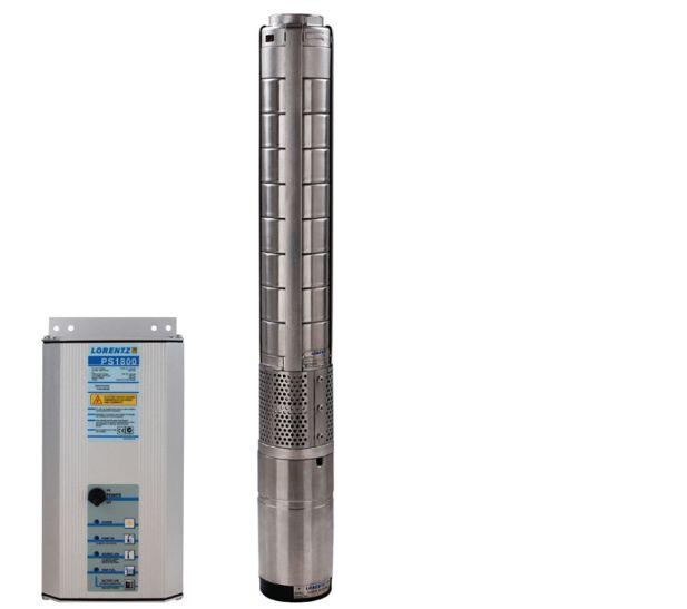 Bomba Submersível Solar Centrifuga PS1800 C-SJ8-7