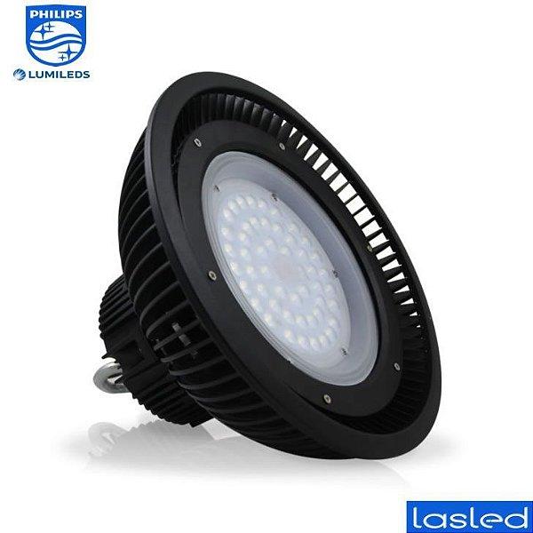 Luminária High-Bay LED UFO 200 Watts - LED Chip Philips