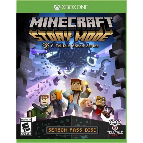 XboxOne - Minecraft Story Mode: A Telltale Games Series