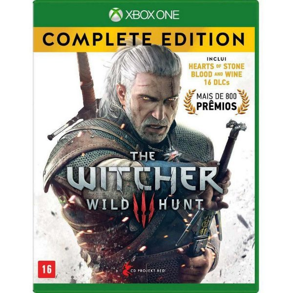 XboxOne - The Witcher 3 - Wild Hunt - Complete Edition