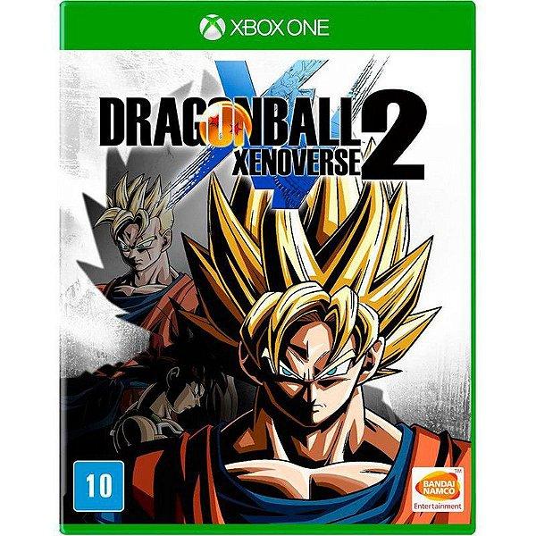 XboxOne - Dragon Ball Xenoverse 2