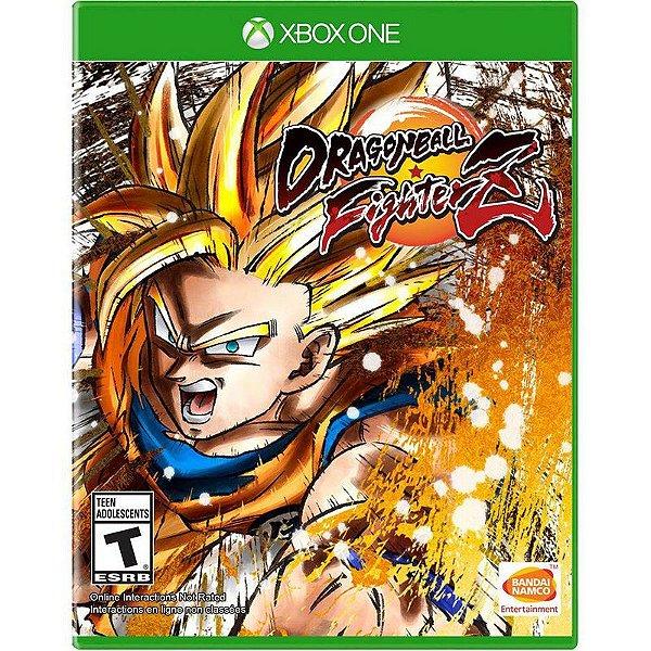 XboxOne - Dragon Ball FighterZ