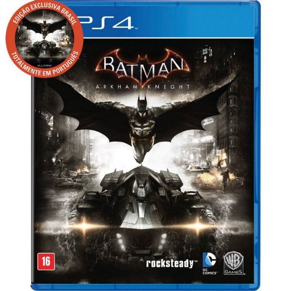PS4 - Batman Arkham Knight