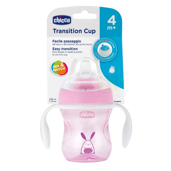 COPO TRANSITION CUP 4M+ MENINA-CHICCO