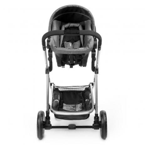 TRAVEL SYSTEM EPIC LITE DUO ONIX PRETO INFANTI - DOREL