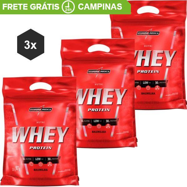 Combo Whey Protein Integralmedica (2,7kg)