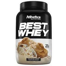 Best Whey Atlhetica 900g