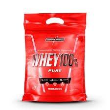 Whey 100% Pure 907g Integral Medica