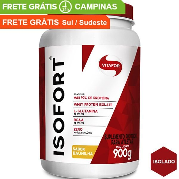 IsoFort  900g VITAFOR