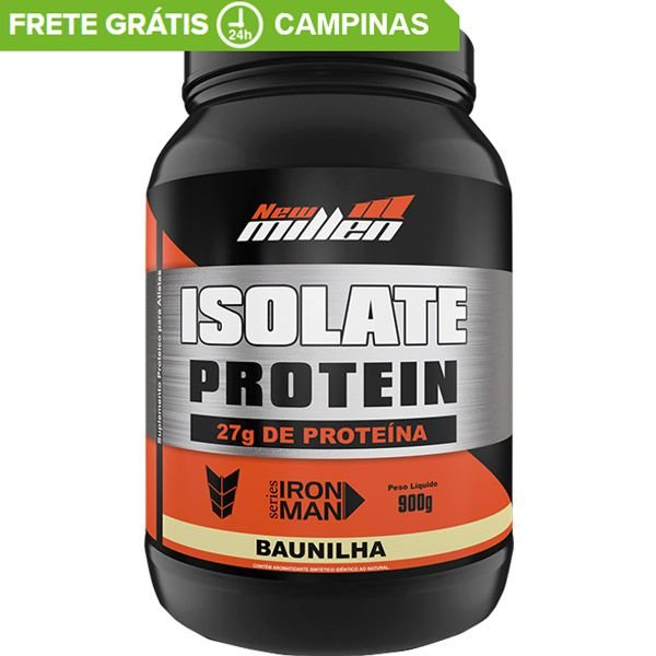 ISOLATE PROTEIN 900G NEW MILLEN