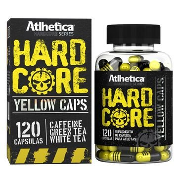 HardCore Yellow 120Capsula