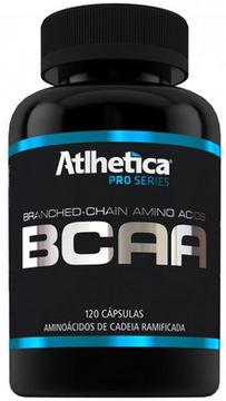 BCAA 120 CAPSULAS ATLHETICAS