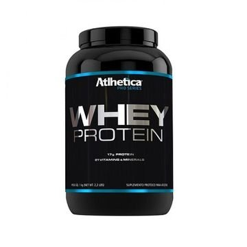 Whey Protein 1kg Pro series - Atlhetica