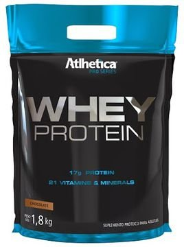 Whey Protein 1,8kg - Atlhetica
