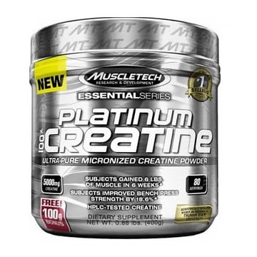 Platinum Creatine - Muscletech