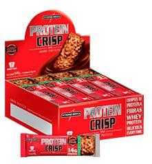 Protein Crisp com 12 unidades - Integral Medica
