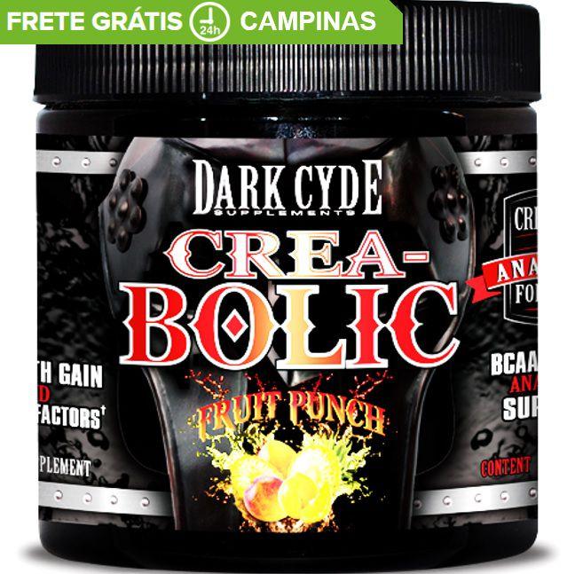 Creabolic 300g Dark Cyde - Creatina Alcalina + Beta