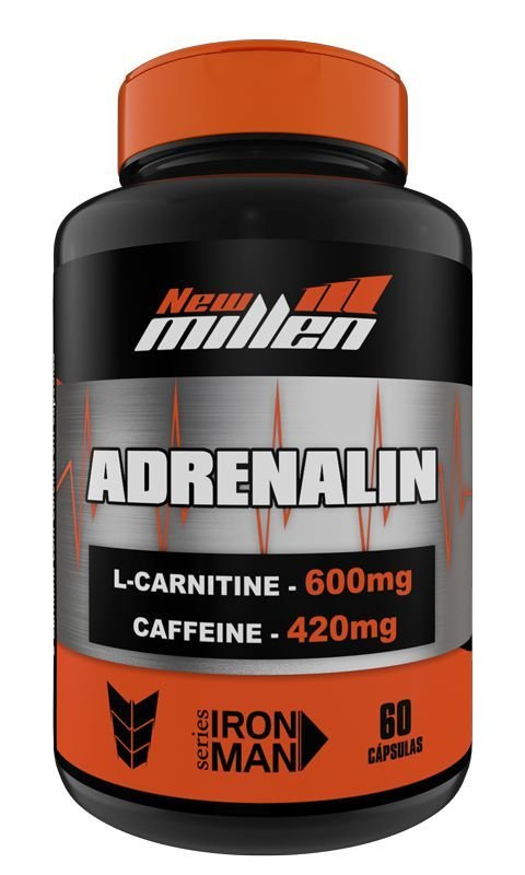 Adrenalin(60 caps ) new millen
