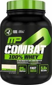 WHEY 100% COMBAT MUSCLEPHARM 1,8KG