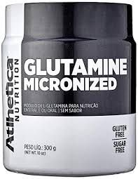 GLUTAMINA MICRONIZED 300g ATLETICA