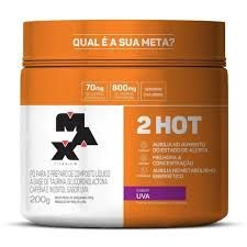 2 HOT MAX  200G