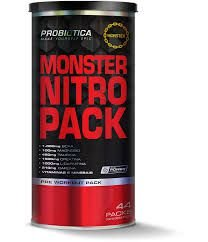 MONSTER NITRO PACK 44PACKS