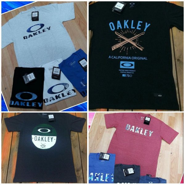 Camisetas de Marca 11d11de3df3993  Camiseta Oakley Masculina no Atacado -  CAMISETASDEMARCASJT a64edefcfbdc35 ... dbaf459f32