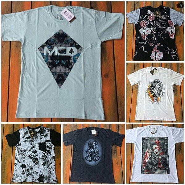 Camisetas MCD Masculina no Atacado - CAMISETASDEMARCASJT bd19f39790c