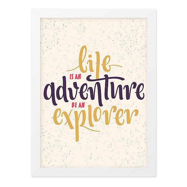 Quadro A4 Explore
