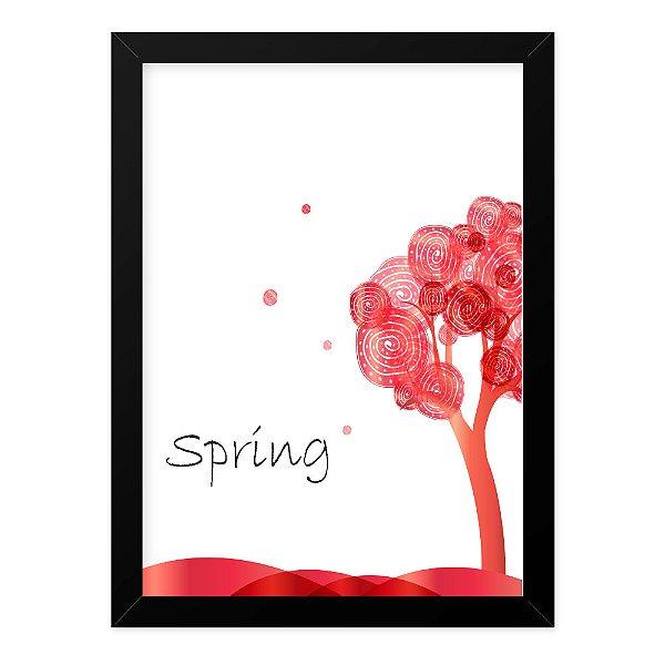 Quadro A4 Seasons Spring
