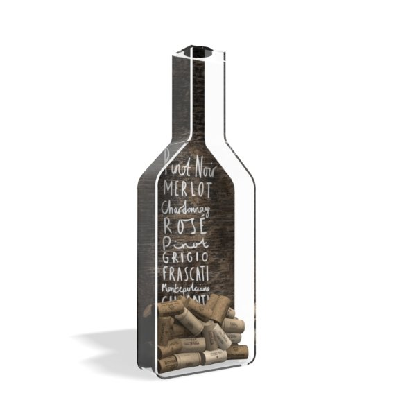 Porta Rolha de Vinho Garrafa Tipos de Vinho