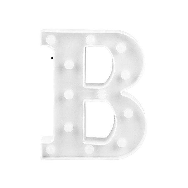 Letra Luminosa Led B