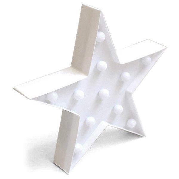 Luminoso Led Estrela