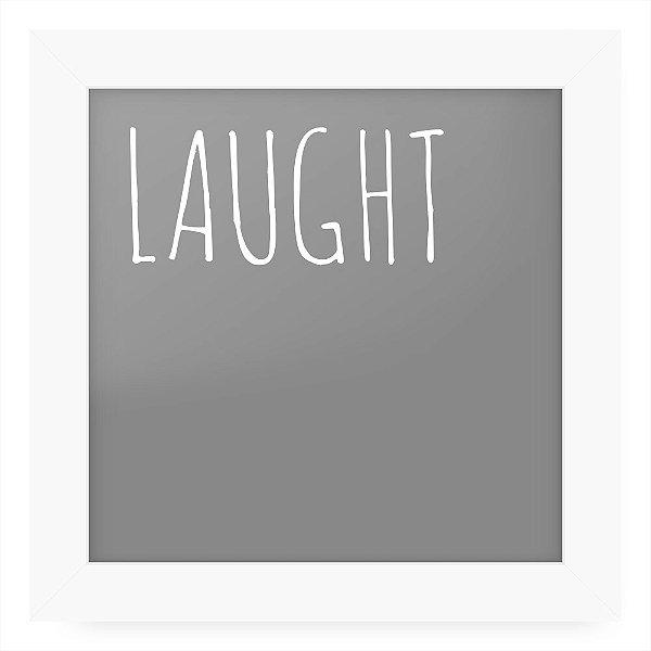 Quadro 20x20 Greys Laught