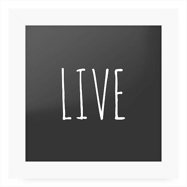 Quadro 20x20 Greys Live