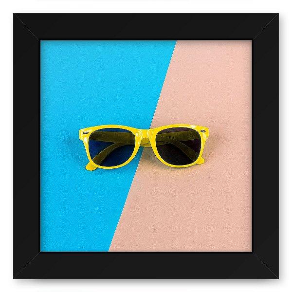 Quadro 20x20 Retro Glasses